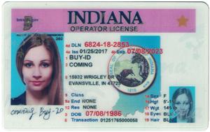 Indiana ID-Buy-id.com