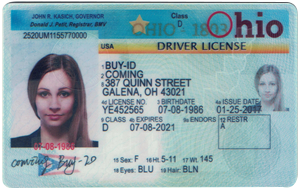 Old Ohio ID (Dob before Jul.25,1997)-Buy-ID.com