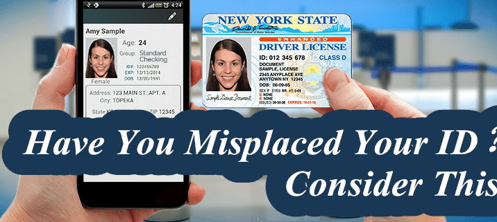 Have You Misplaced Your ID?Consider This-Buy-ID.com