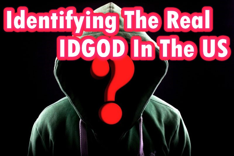 Identifying The Real IDGOD In The US-Buy-ID.com
