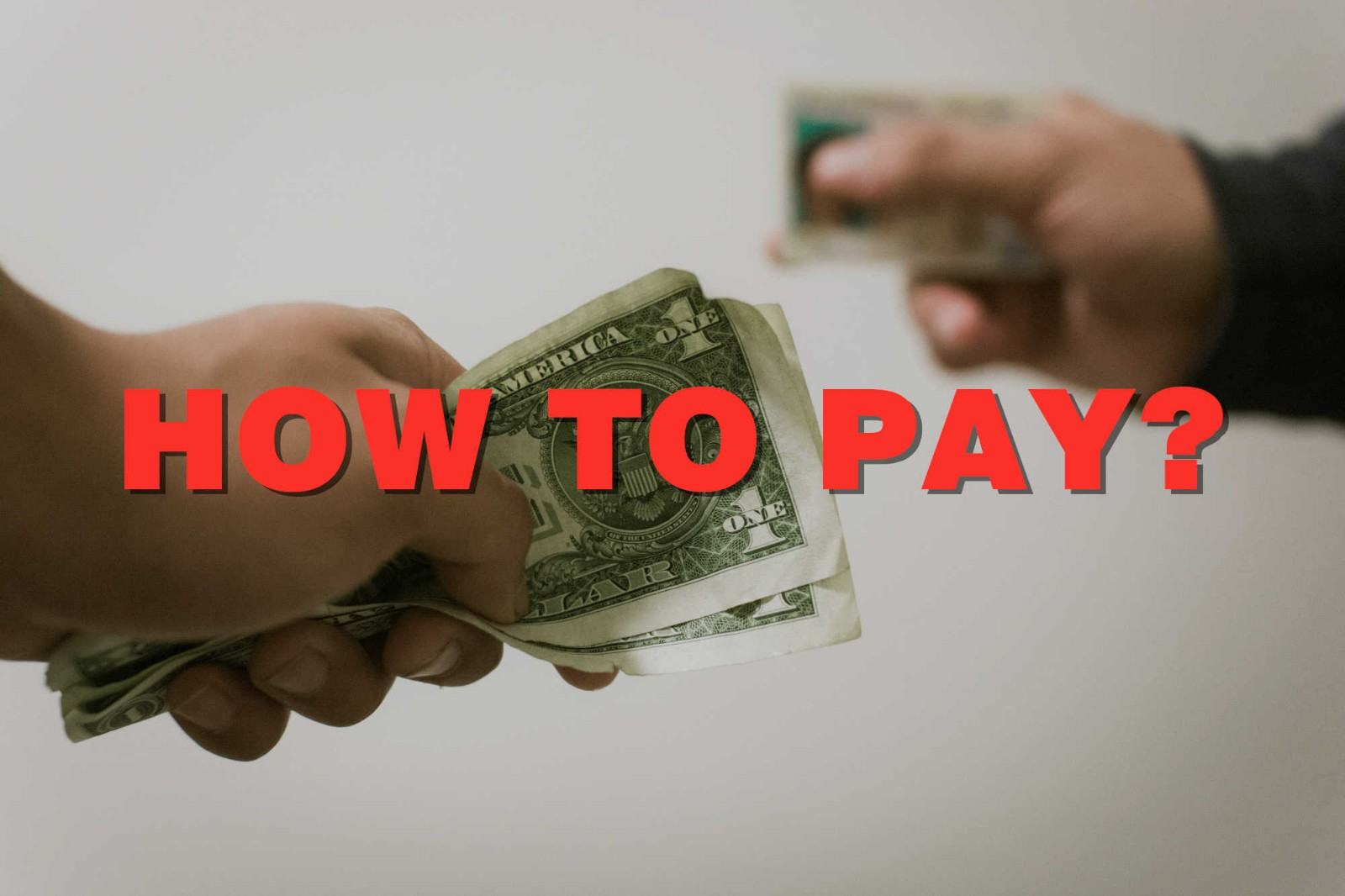 How To Pay?-Buy-id.com